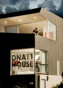 DNA 11 Founders @ DNA 11 House. Adrian upstairs. Nazim downstairs.