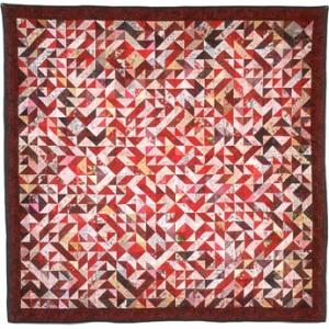 DNA-on-quilt