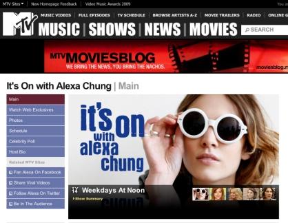 Alexa-Chung-MTV